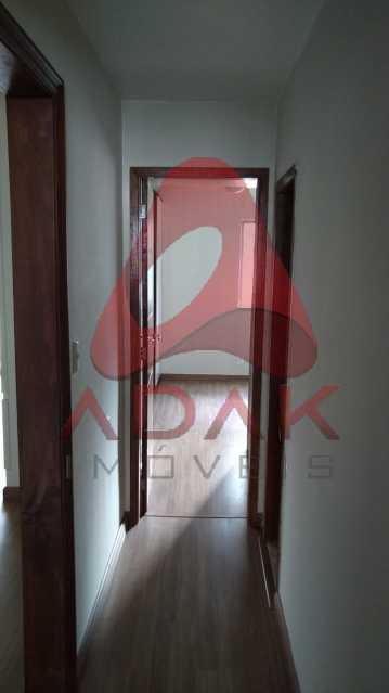 CORREDOR - Apartamento 2 quartos à venda Vila Isabel, Rio de Janeiro - R$ 370.000 - GRAP20069 - 6