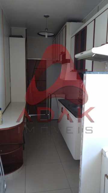 COZINHA 1 - Apartamento 2 quartos à venda Vila Isabel, Rio de Janeiro - R$ 370.000 - GRAP20069 - 11