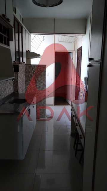 COZINHA - Apartamento 2 quartos à venda Vila Isabel, Rio de Janeiro - R$ 370.000 - GRAP20069 - 10