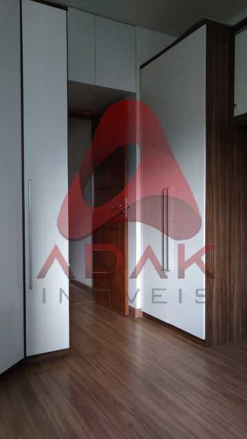 QUARTO 1 - Apartamento 2 quartos à venda Vila Isabel, Rio de Janeiro - R$ 370.000 - GRAP20069 - 7