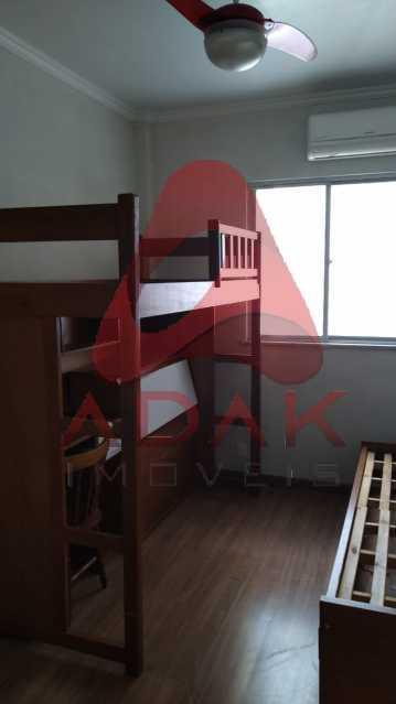QUARTO - Apartamento 2 quartos à venda Vila Isabel, Rio de Janeiro - R$ 370.000 - GRAP20069 - 5