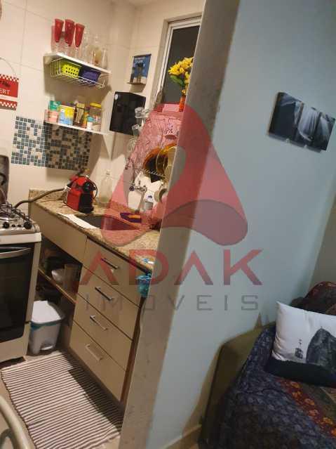 47e1ad6c-358a-4e2c-975f-08c45b - Kitnet/Conjugado 31m² à venda Catete, Rio de Janeiro - R$ 380.000 - CTKI10237 - 9