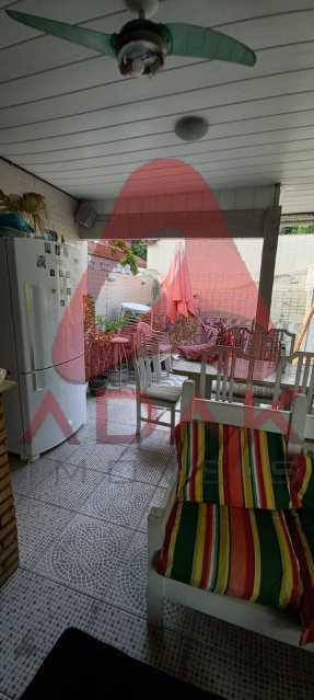 d94e87fb-bd64-4f6a-b293-8a0dc3 - Casa 11 quartos à venda Santa Teresa, Rio de Janeiro - R$ 1.800.000 - CTCA110001 - 23