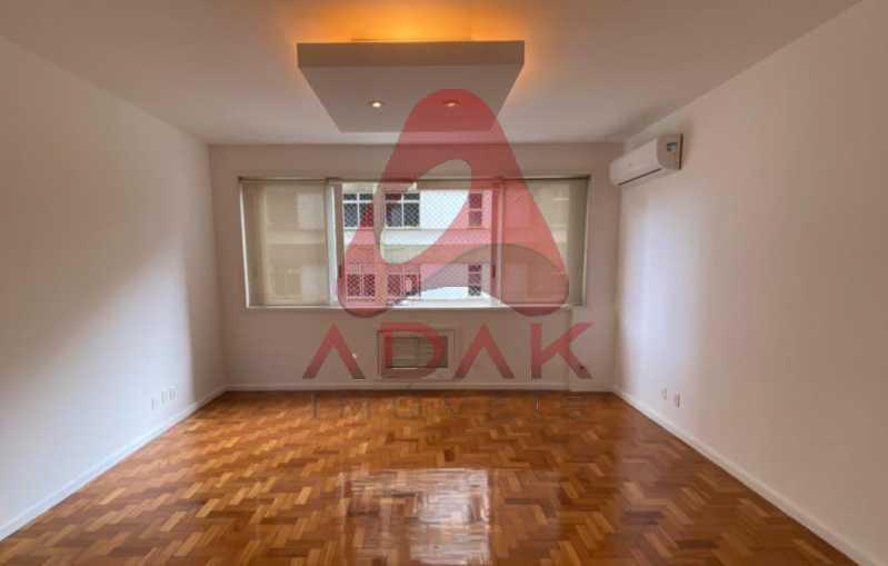 1 - Apartamento 3 quartos para alugar Leblon, Rio de Janeiro - R$ 5.400 - CPAP31204 - 1