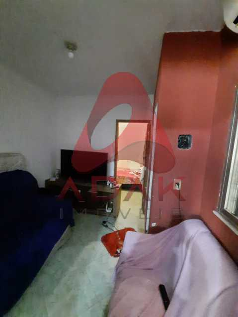 a9c8c4fb-75aa-421a-a162-2689b1 - Casa de Vila 1 quarto à venda Centro, Rio de Janeiro - R$ 120.000 - CTCV10020 - 8