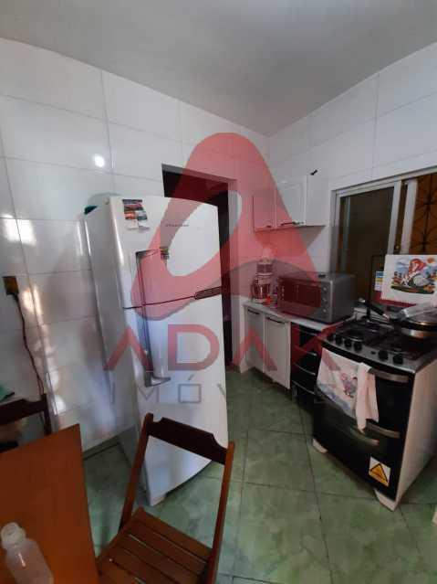 3634c191-5d25-45ac-9b07-18e0d9 - Casa de Vila 1 quarto à venda Centro, Rio de Janeiro - R$ 120.000 - CTCV10020 - 4