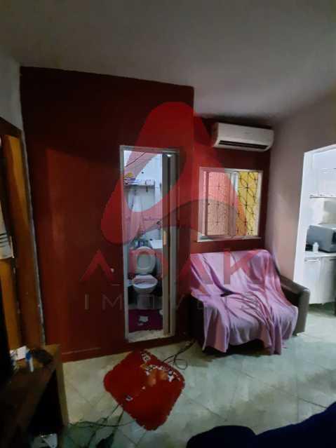 cfd3152d-c5e1-49f6-92cd-c8dfa4 - Casa de Vila 1 quarto à venda Centro, Rio de Janeiro - R$ 120.000 - CTCV10020 - 13