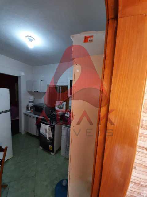 d0d6d828-7799-41d8-932d-ce9679 - Casa de Vila 1 quarto à venda Centro, Rio de Janeiro - R$ 120.000 - CTCV10020 - 5