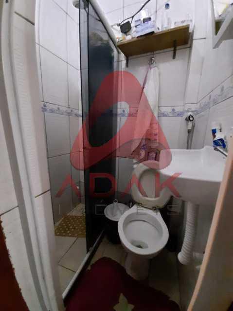 17eef30c-6578-41f9-8cc7-ee3102 - Casa de Vila 1 quarto à venda Centro, Rio de Janeiro - R$ 120.000 - CTCV10020 - 20