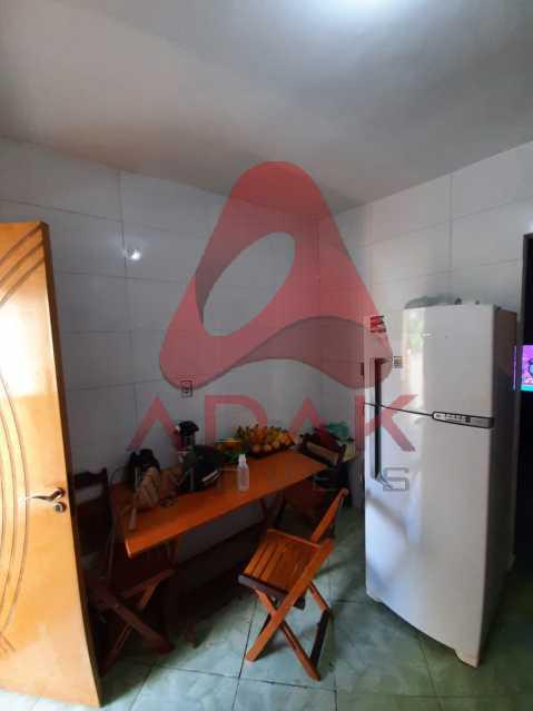 128b19ab-a633-4d43-b345-db6e52 - Casa de Vila 1 quarto à venda Centro, Rio de Janeiro - R$ 120.000 - CTCV10020 - 7