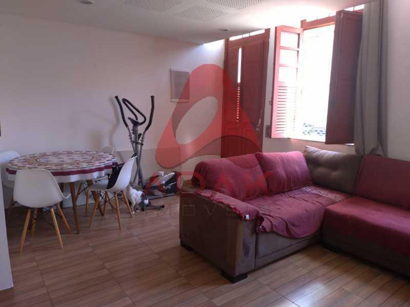 02afc3e5-2d0e-457f-b6b0-96041b - Casa de Vila 3 quartos à venda Cidade Nova, Rio de Janeiro - R$ 550.000 - CTCV30010 - 1