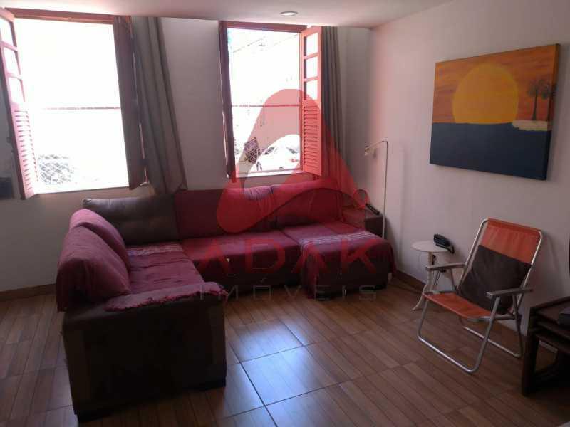 49da5a66-3ef0-4aa2-9605-6ba538 - Casa de Vila 3 quartos à venda Cidade Nova, Rio de Janeiro - R$ 550.000 - CTCV30010 - 3