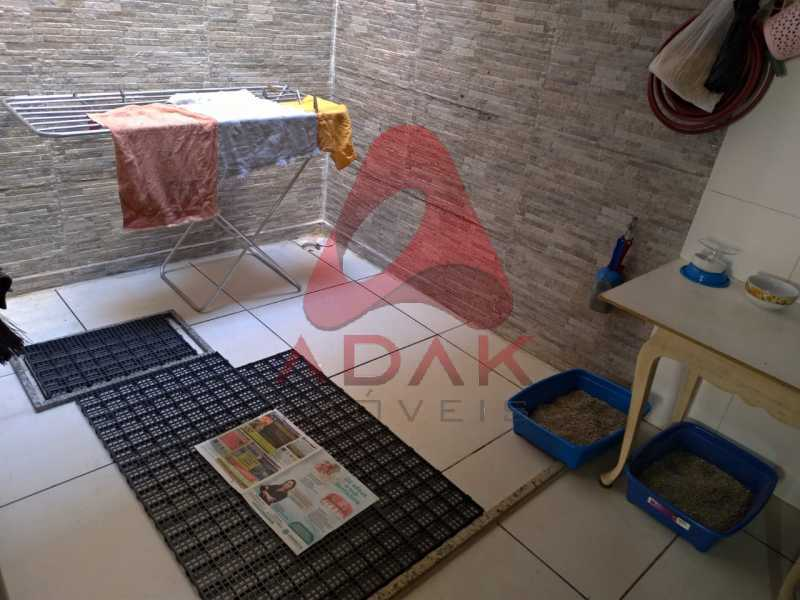 284e6906-6592-412a-95b7-1e4403 - Casa de Vila 3 quartos à venda Cidade Nova, Rio de Janeiro - R$ 550.000 - CTCV30010 - 20