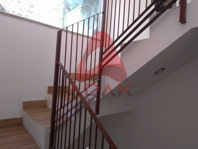 bccea822-29cf-407f-b378-f26953 - Casa de Vila 3 quartos à venda Cidade Nova, Rio de Janeiro - R$ 550.000 - CTCV30010 - 19