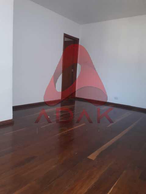 2 - Apartamento 2 quartos para alugar Vila Isabel, Rio de Janeiro - R$ 1.100 - GRAP20074 - 3