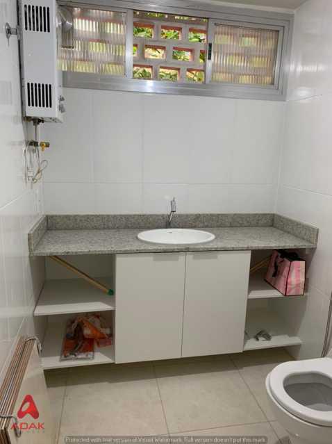 1 - banheiro social2 - Apartamento à venda Rua Alberto de Campos,Ipanema, Rio de Janeiro - R$ 930.000 - CPAP21161 - 27