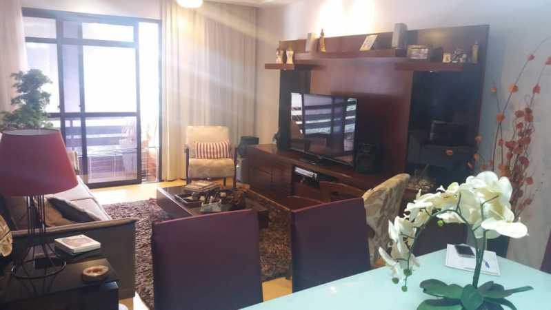 3. - Apartamento 3 quartos à venda Grajaú, Rio de Janeiro - R$ 550.000 - GRAP30044 - 1