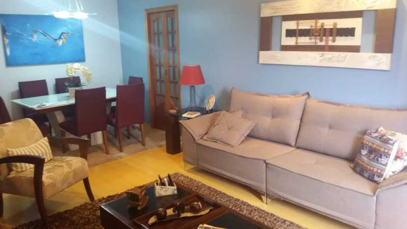 4. - Apartamento 3 quartos à venda Grajaú, Rio de Janeiro - R$ 550.000 - GRAP30044 - 6
