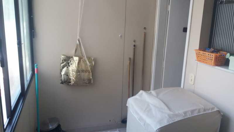 26 2. - Apartamento 3 quartos à venda Grajaú, Rio de Janeiro - R$ 550.000 - GRAP30044 - 25