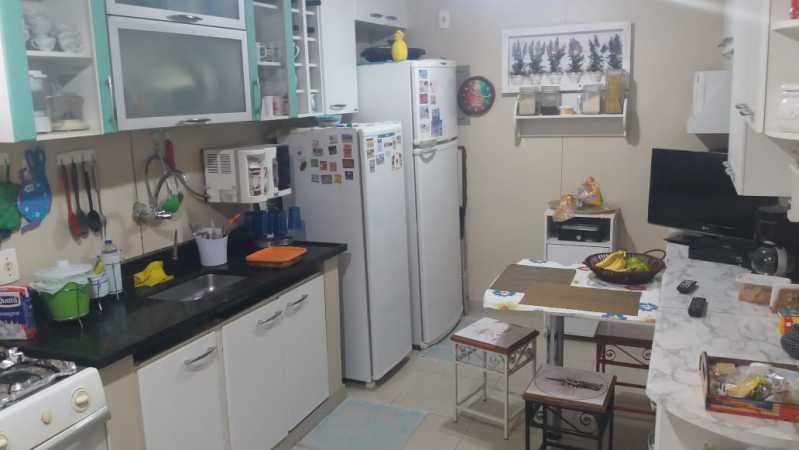 34. - Apartamento 3 quartos à venda Grajaú, Rio de Janeiro - R$ 550.000 - GRAP30044 - 23
