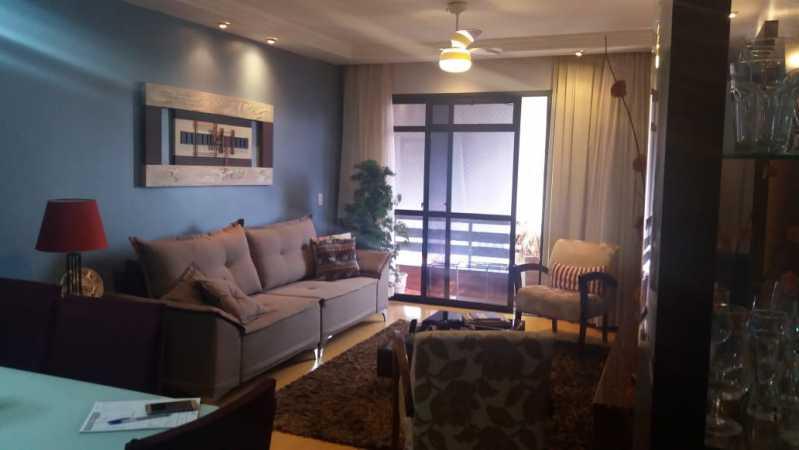 2. - Apartamento 3 quartos à venda Grajaú, Rio de Janeiro - R$ 550.000 - GRAP30044 - 4