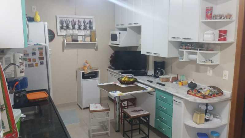 33. - Apartamento 3 quartos à venda Grajaú, Rio de Janeiro - R$ 550.000 - GRAP30044 - 24