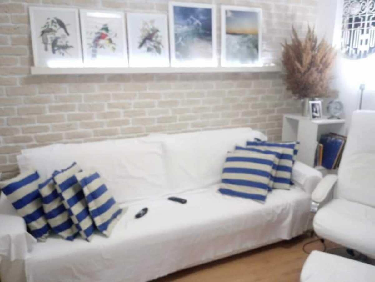 1. - Casa 4 quartos à venda Tijuca, Rio de Janeiro - R$ 849.000 - GRCA40004 - 1