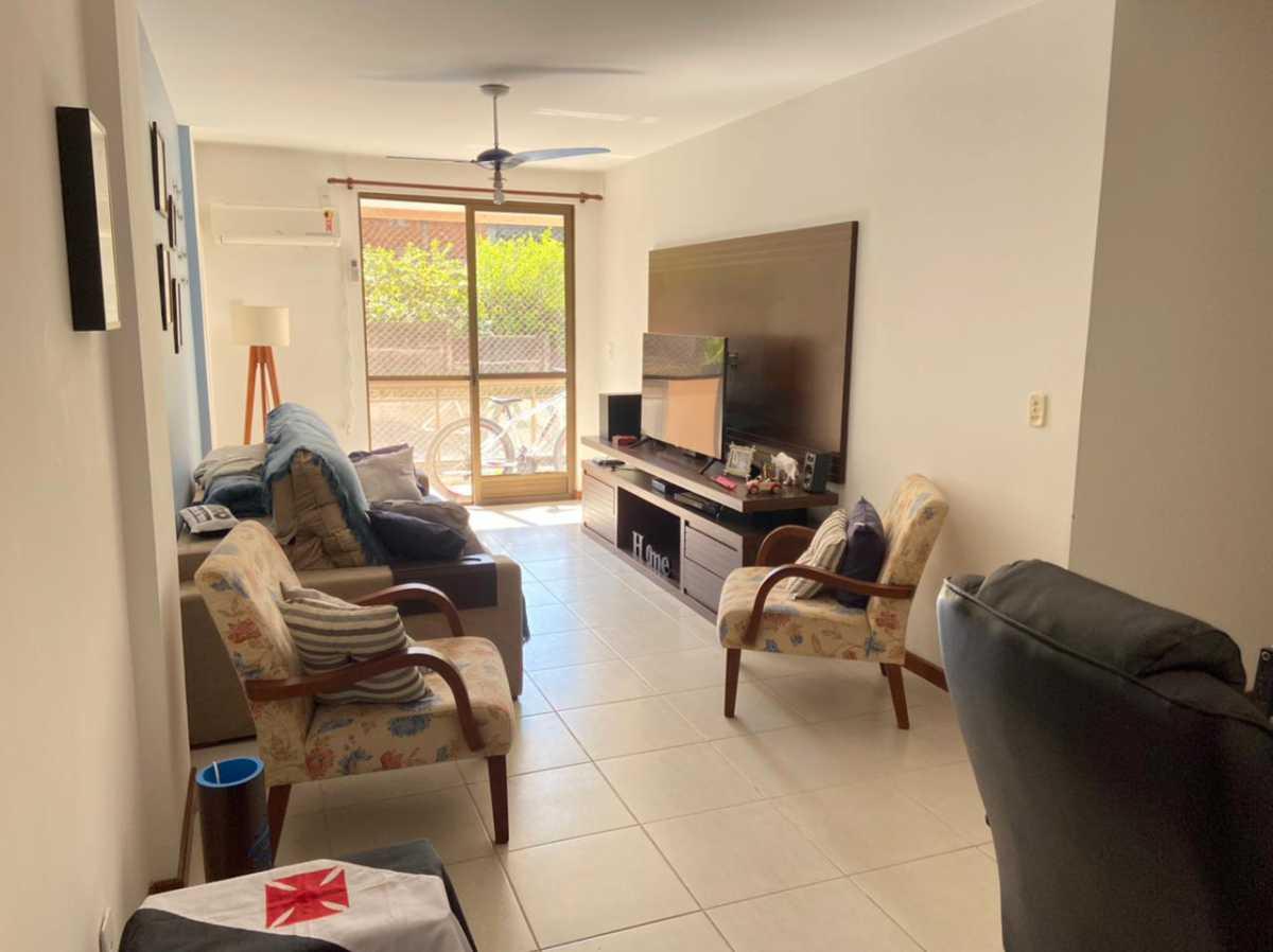 1 - Apartamento 2 quartos à venda Méier, Rio de Janeiro - R$ 530.000 - GRAP20083 - 1