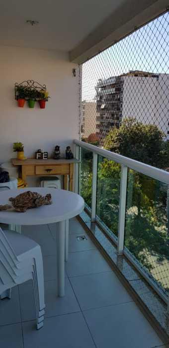1. - Apartamento 2 quartos à venda Maracanã, Rio de Janeiro - R$ 834.900 - GRAP20085 - 1