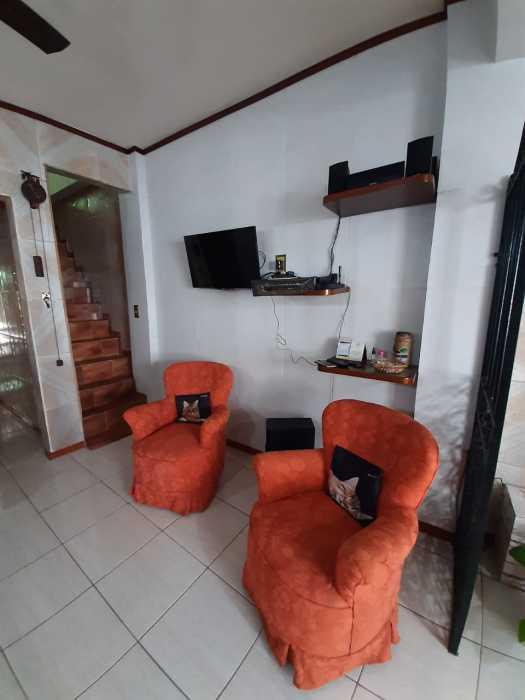 WhatsApp Image 2021-06-10 at 1 - Casa de Vila 2 quartos à venda Cidade Nova, Rio de Janeiro - R$ 390.000 - CTCV20028 - 5