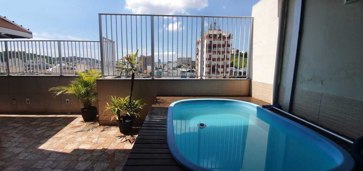 A. - Cobertura 3 quartos à venda Vila Isabel, Rio de Janeiro - R$ 780.000 - GRCO30004 - 1