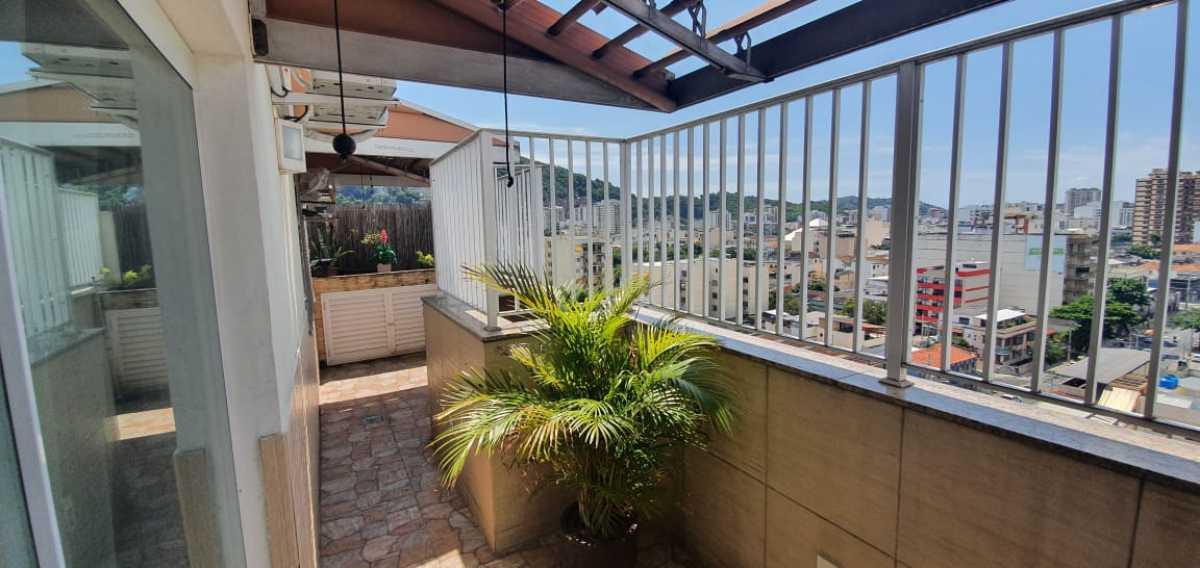 B. - Cobertura 3 quartos à venda Vila Isabel, Rio de Janeiro - R$ 780.000 - GRCO30004 - 4