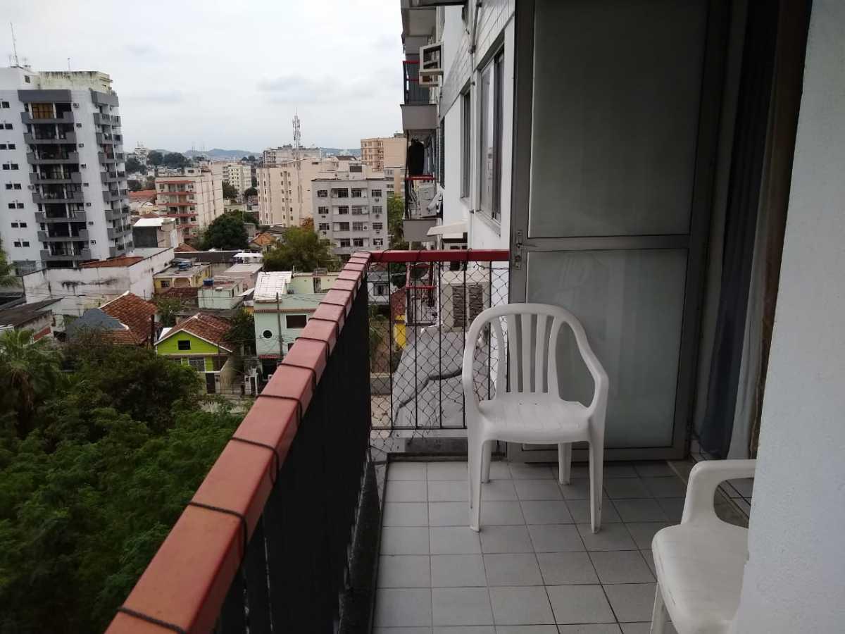 1. - Apartamento 2 quartos à venda Engenho Novo, Rio de Janeiro - R$ 259.900 - GRAP20088 - 1