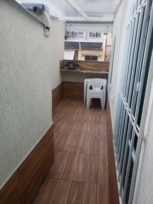 5. - Apartamento 2 quartos à venda Andaraí, Rio de Janeiro - R$ 345.000 - GRAP20090 - 6