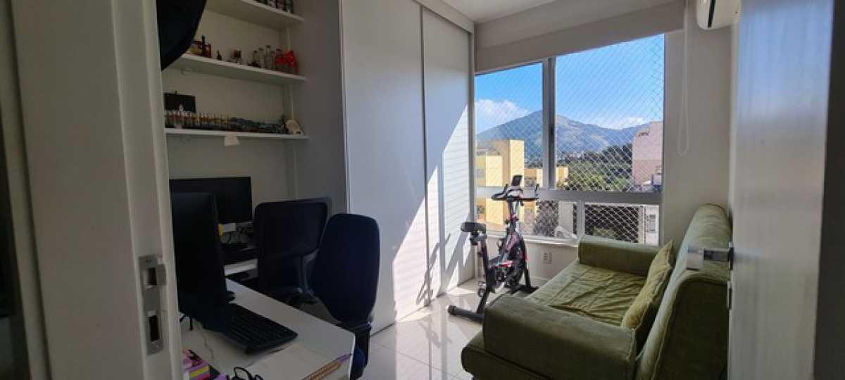 01 - Apartamento 3 quartos à venda Engenho de Dentro, Rio de Janeiro - R$ 505.000 - GRAP30054 - 1