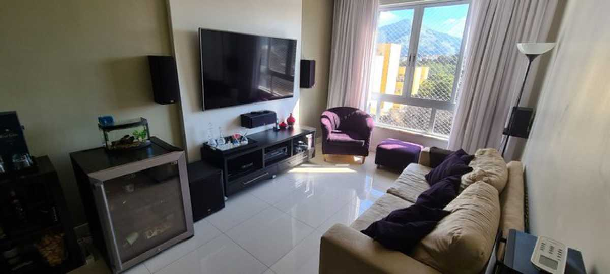02 - Apartamento 3 quartos à venda Engenho de Dentro, Rio de Janeiro - R$ 505.000 - GRAP30054 - 3