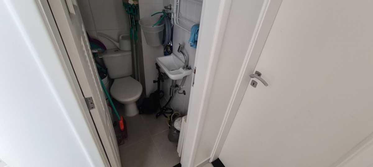 20 - Apartamento 3 quartos à venda Engenho de Dentro, Rio de Janeiro - R$ 505.000 - GRAP30054 - 21