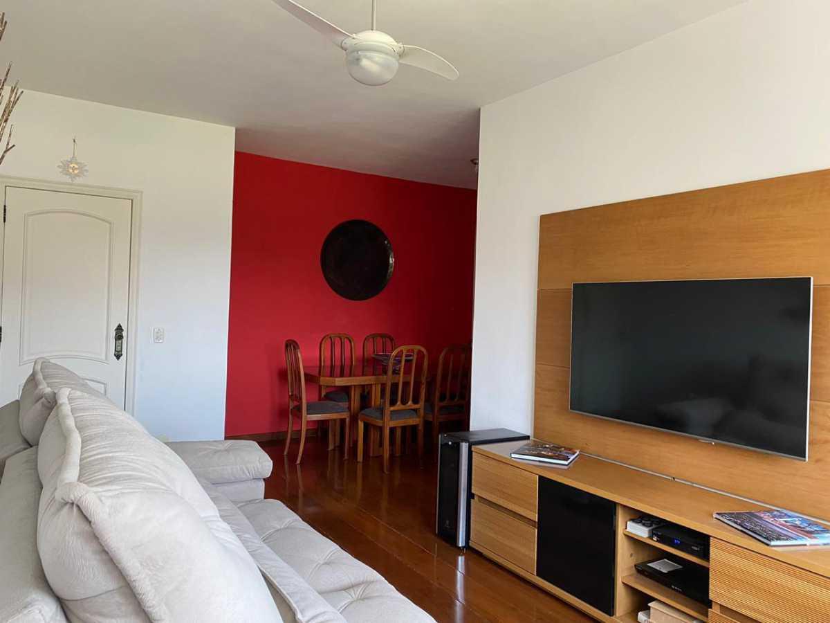 1. - Apartamento 2 quartos à venda Grajaú, Rio de Janeiro - R$ 499.000 - GRAP20092 - 1