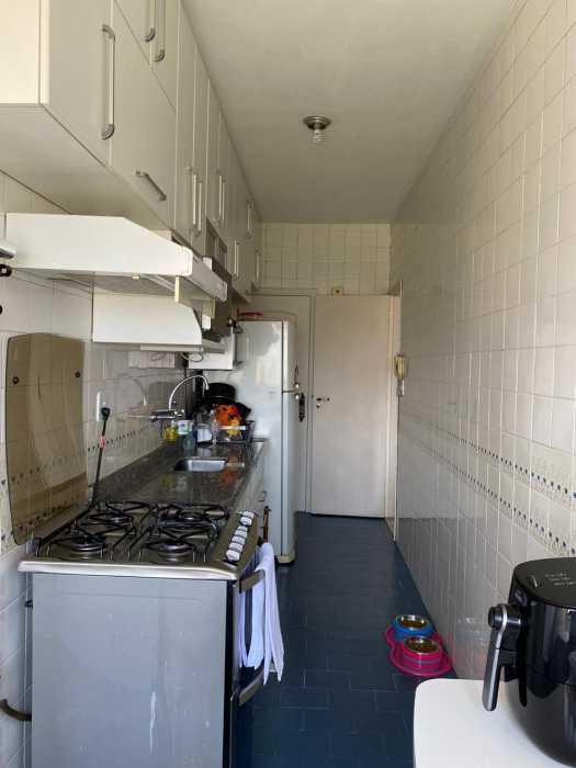 20. - Apartamento 2 quartos à venda Grajaú, Rio de Janeiro - R$ 499.000 - GRAP20092 - 20