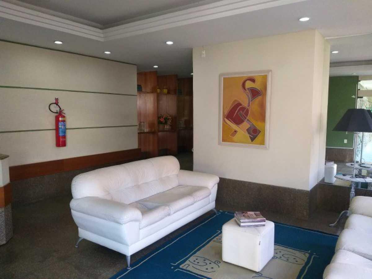 1 - Apartamento 2 quartos à venda Rio Comprido, Rio de Janeiro - R$ 340.000 - GRAP20095 - 1