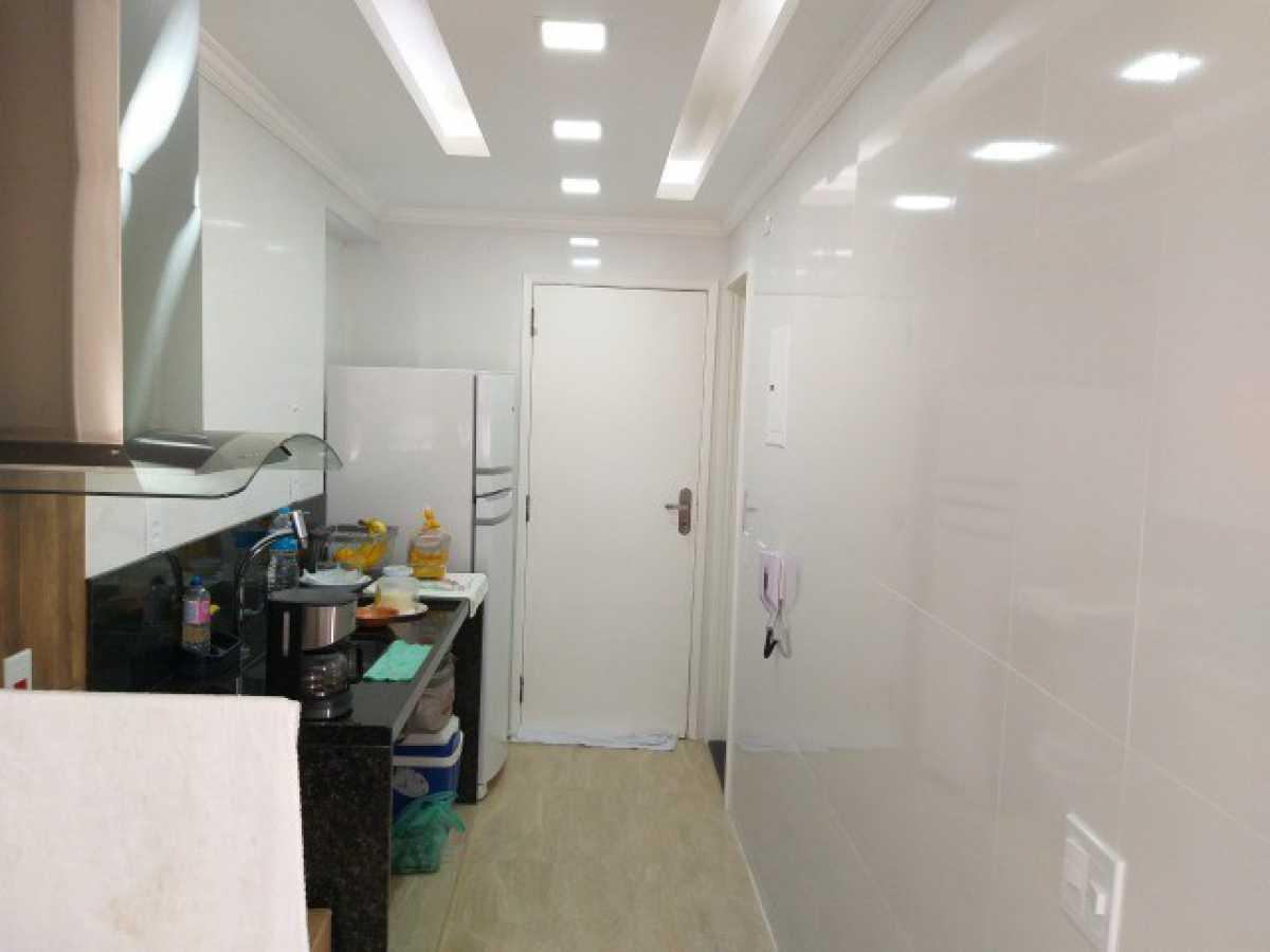 6 - Apartamento 2 quartos à venda Rio Comprido, Rio de Janeiro - R$ 340.000 - GRAP20095 - 9