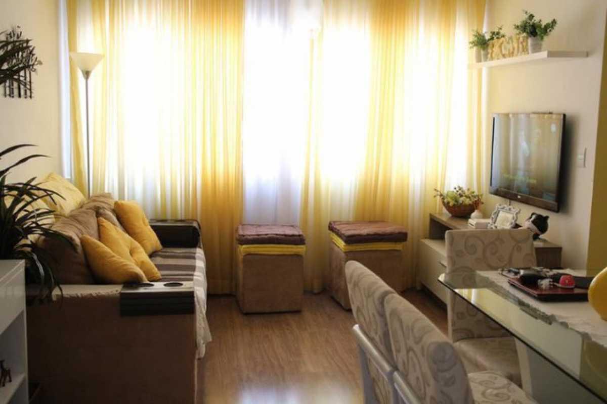 1 - Apartamento 2 quartos à venda Vila Isabel, Rio de Janeiro - R$ 409.900 - GRAP20097 - 1