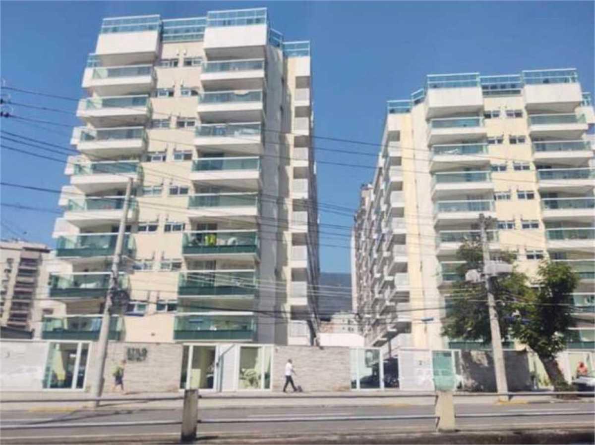 FACHADA - Apartamento 2 quartos à venda Maracanã, Rio de Janeiro - R$ 798.000 - GRAP20101 - 25