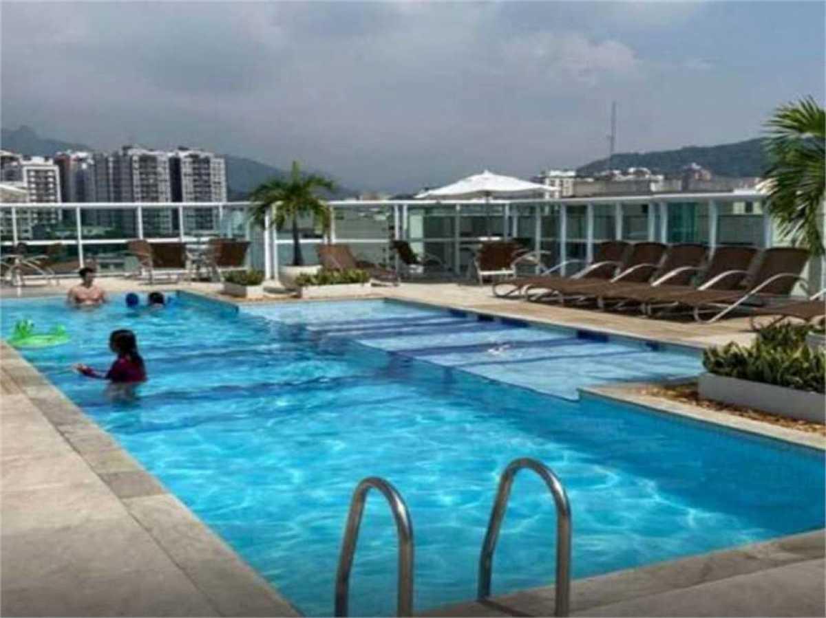 PISCINA STILO - Apartamento 2 quartos à venda Maracanã, Rio de Janeiro - R$ 798.000 - GRAP20101 - 1