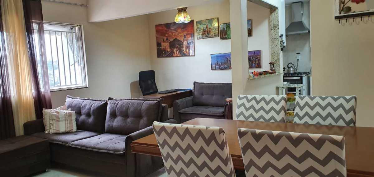 1 - Apartamento 2 quartos à venda Vila Isabel, Rio de Janeiro - R$ 480.000 - GRAP20104 - 1