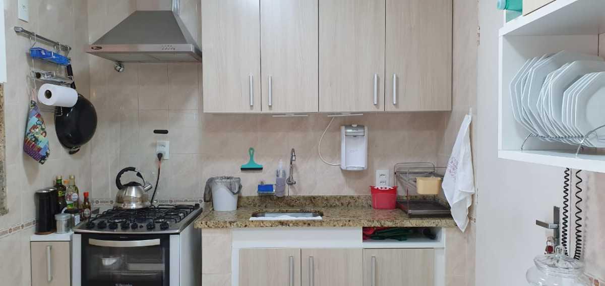 5. - Apartamento 2 quartos à venda Vila Isabel, Rio de Janeiro - R$ 480.000 - GRAP20104 - 5