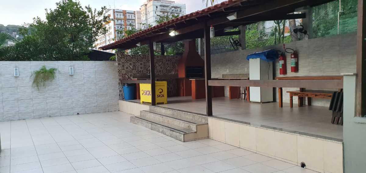 10. - Apartamento 2 quartos à venda Vila Isabel, Rio de Janeiro - R$ 480.000 - GRAP20104 - 10