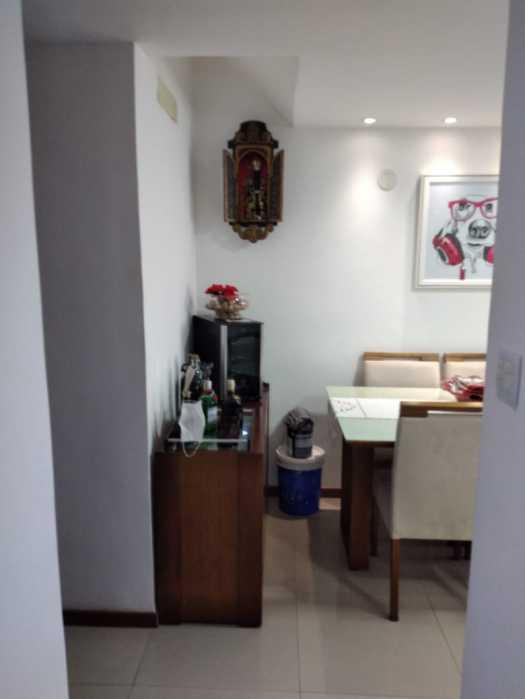 6. - Apartamento 2 quartos à venda Grajaú, Rio de Janeiro - R$ 397.900 - GRAP20108 - 6