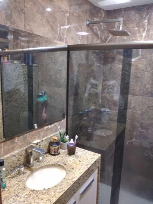 14. - Apartamento 2 quartos à venda Grajaú, Rio de Janeiro - R$ 397.900 - GRAP20108 - 14