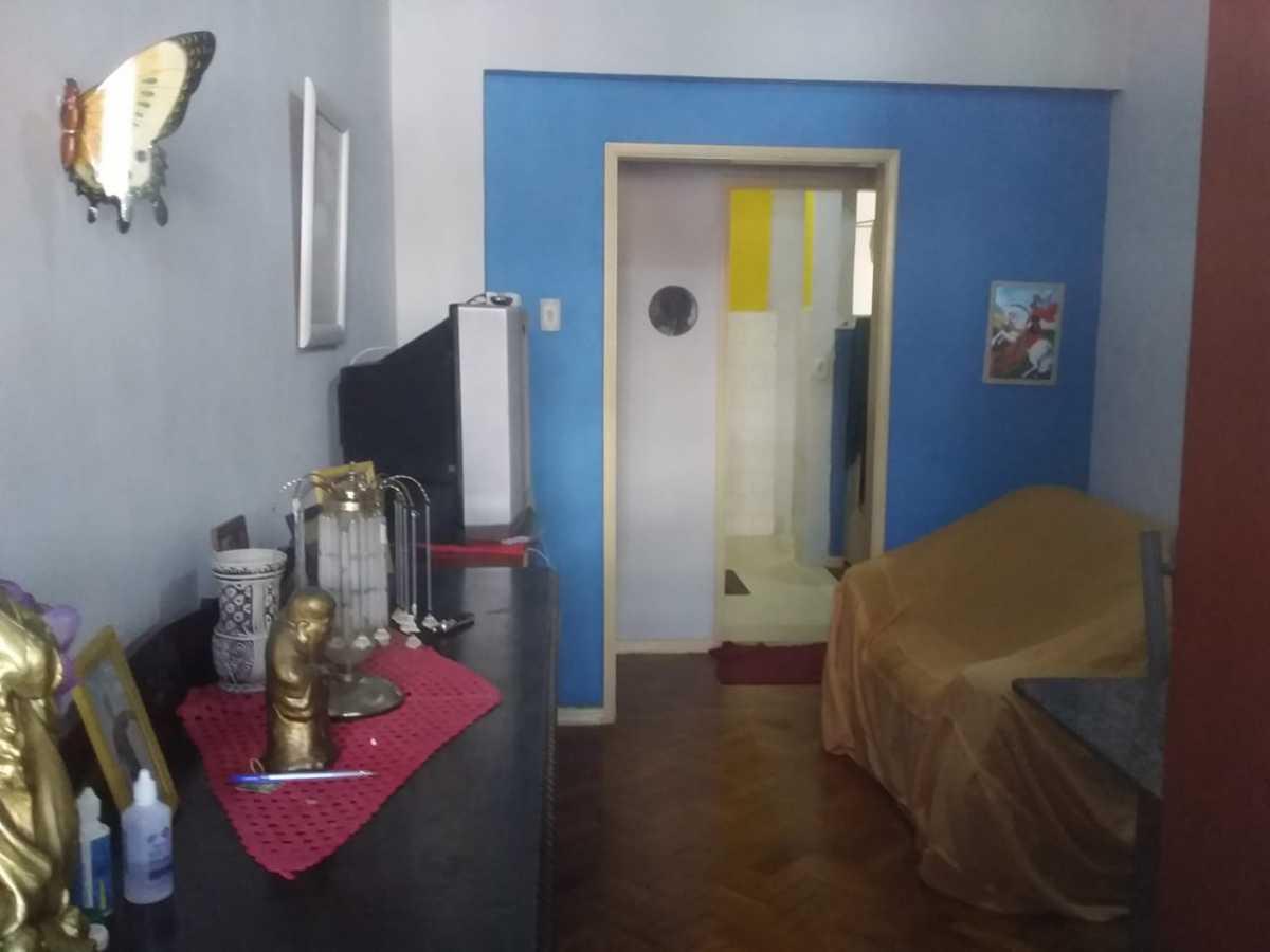 01. - Apartamento 1 quarto à venda Vila Isabel, Rio de Janeiro - R$ 285.000 - GRAP10026 - 1